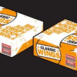 Classic Wings - wings box
