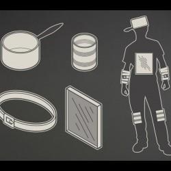 Practical Preparedness - construct body armor