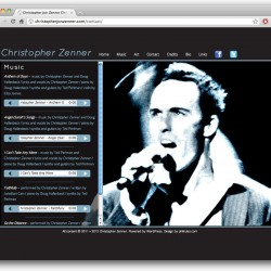 Web - Chris Zenner - samples